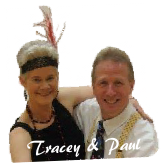 Tracey & Paul